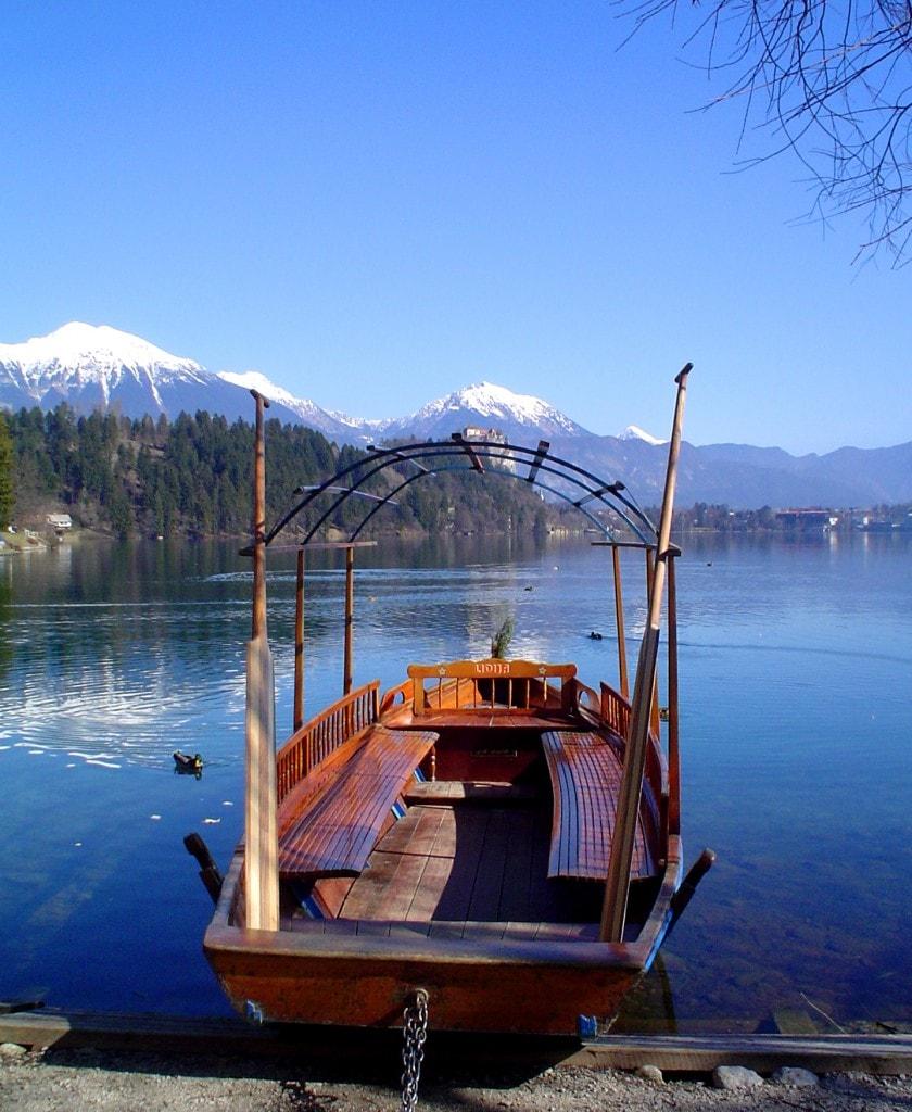 אגם בלד. המוקד של שבוע בסלובניה