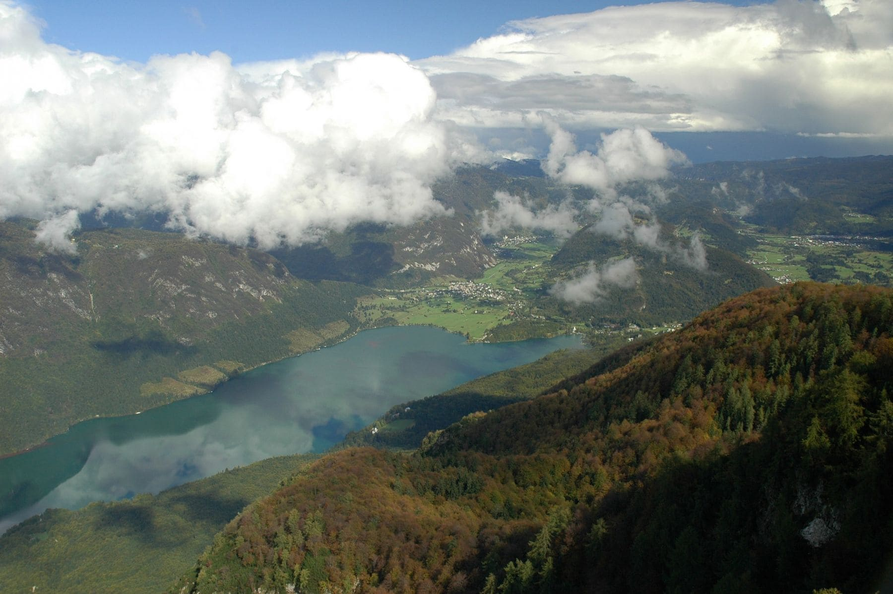שמורת טריגלאב (צפון מערב סלובניה)