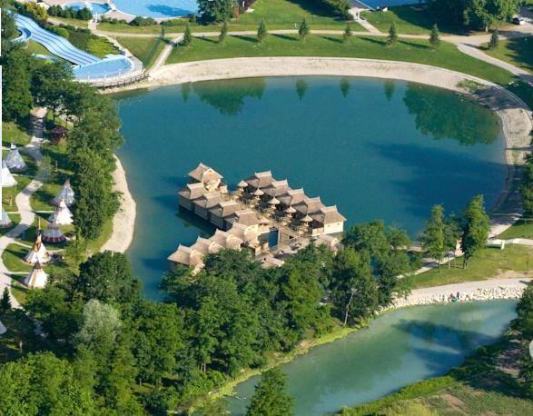 מפרץ הפיראטים כפר נופש בסלובניה