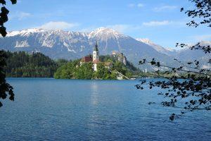 הטירה באגם בלד BLED